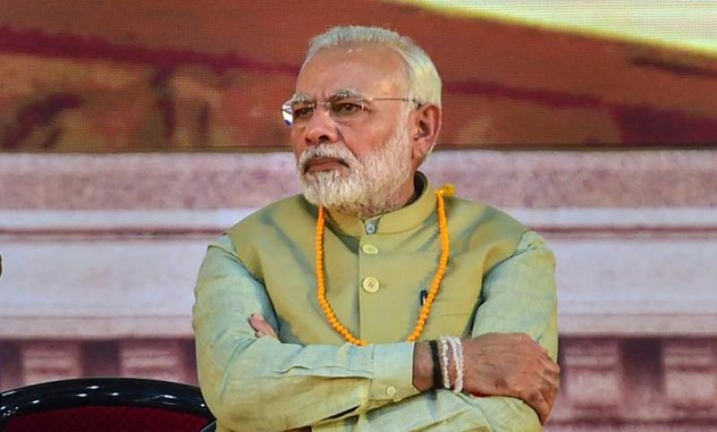Modi will review the progress of his government's flagship schemes