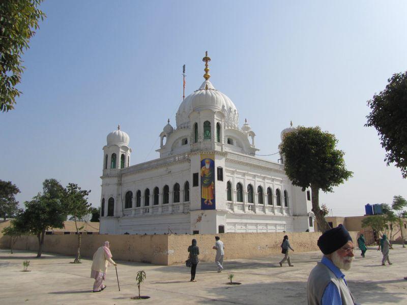 Kartarpur Corridor project