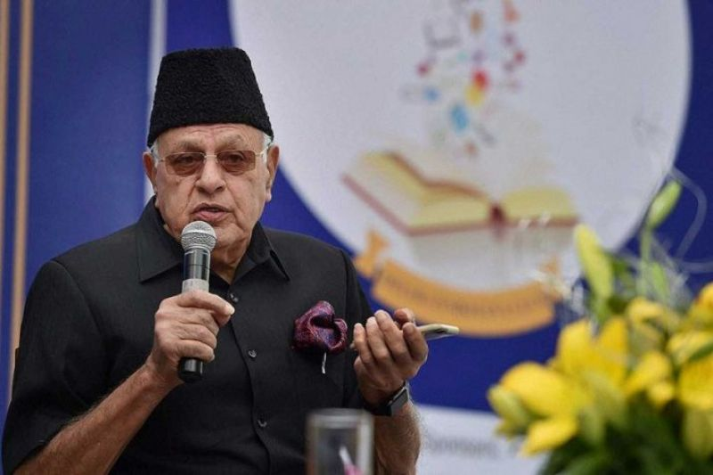 Farooq leads campaigning of alliance candidates