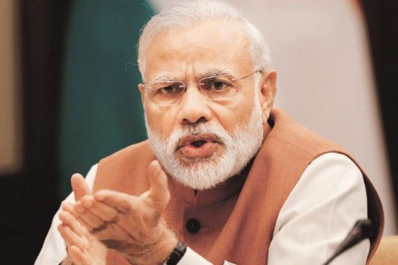 Modi asserted that his party views the alliance not as a compulsion but as an article of faith