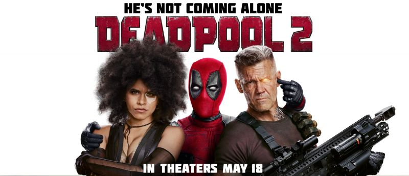 Deadpool 2 releasing this Friday