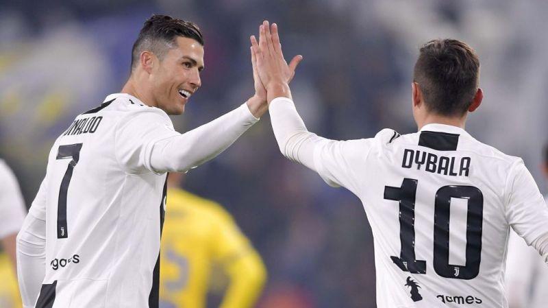 Ronaldo on target as Juventus cruise before Atletico showdown