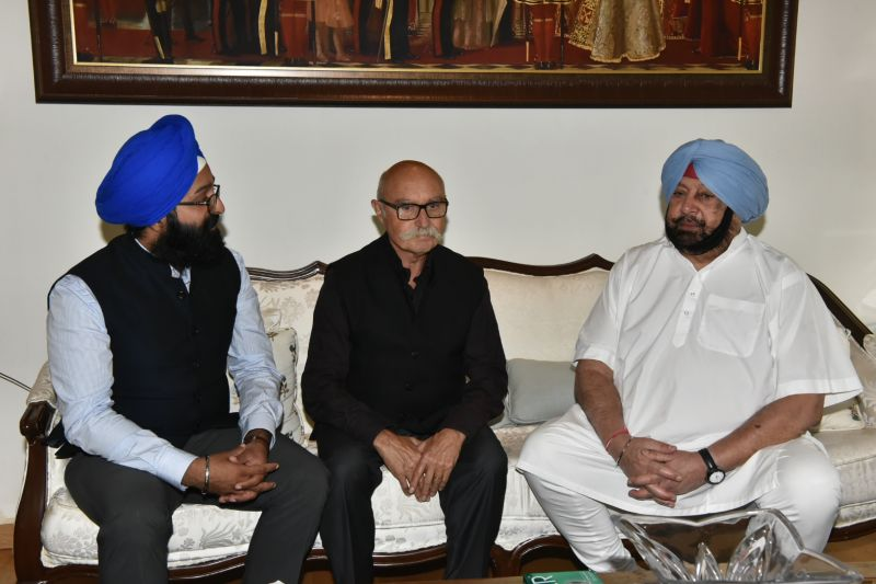 Capt Amarinder asks Cultural Affairs Dept to Finalise Modalities