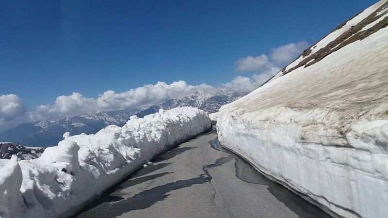 Snowfall and rainfall in the state has further intensified the ongoing cold wave