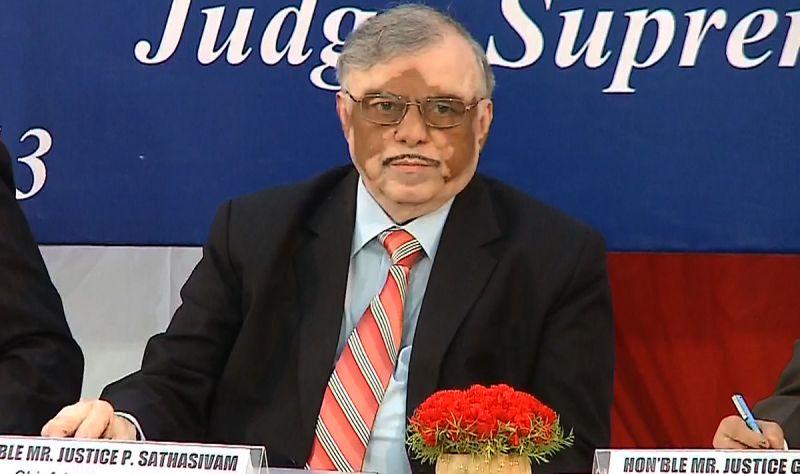 Kerala Governor P Sathasivam