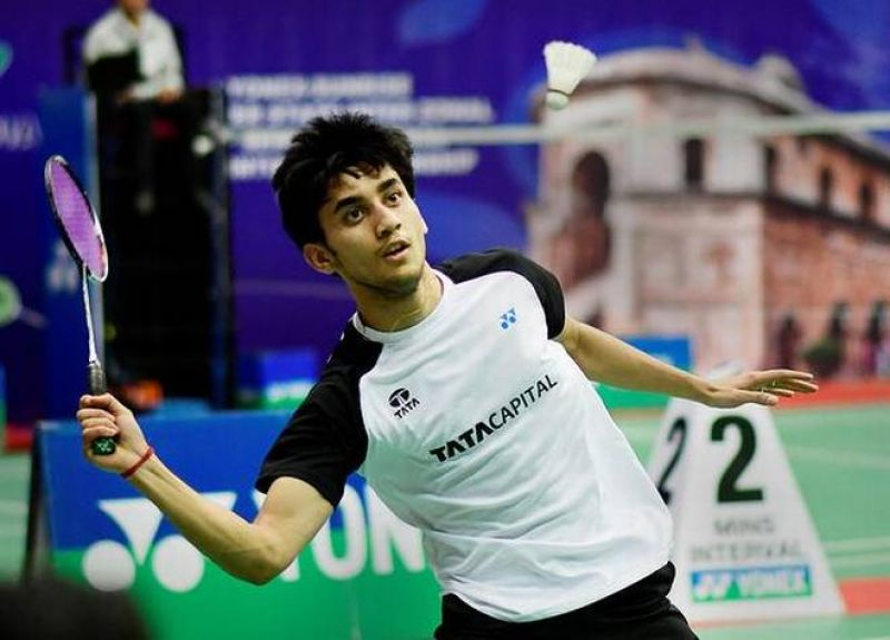 Teen shuttler Lakshya eyes top 30 ranking by year end