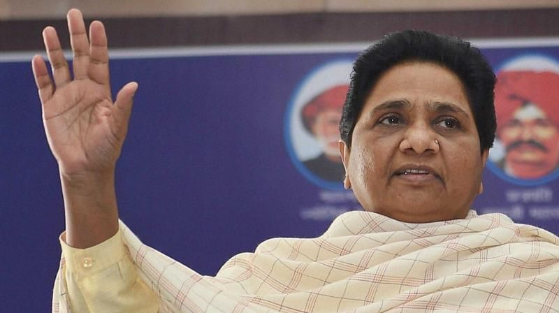 Mayawati gives final touches to list of BSP candidates