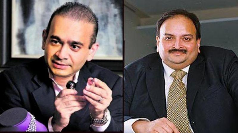 Nirav Modi and Mehul Choksi