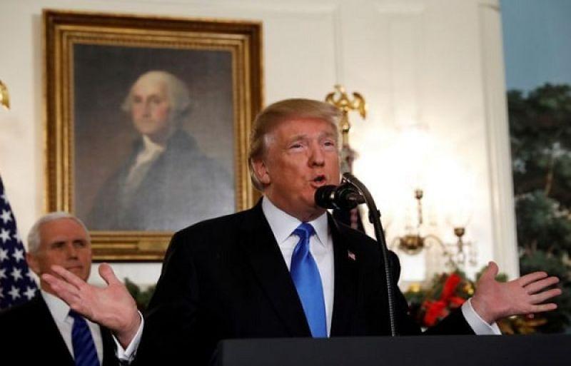 Trump described Mattis as a terrific person