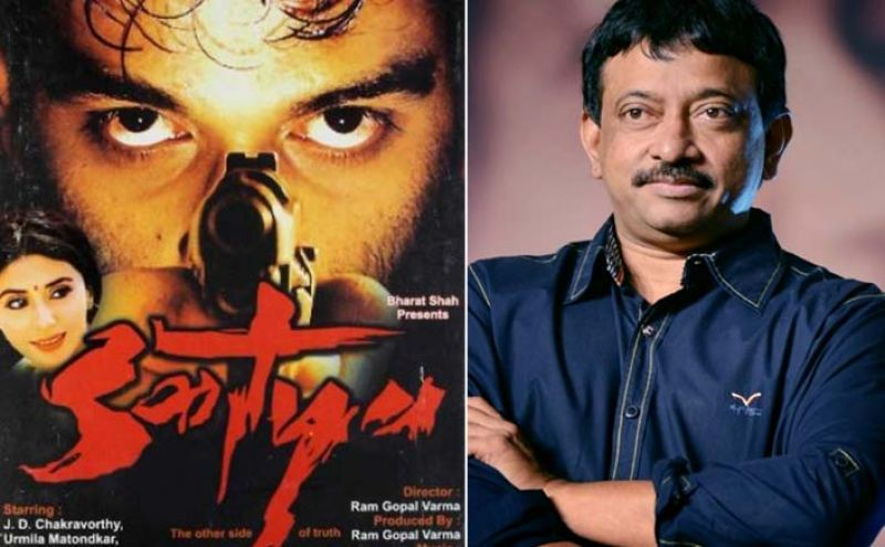 Ram Gopal Varma on 20 years of 'Satya'