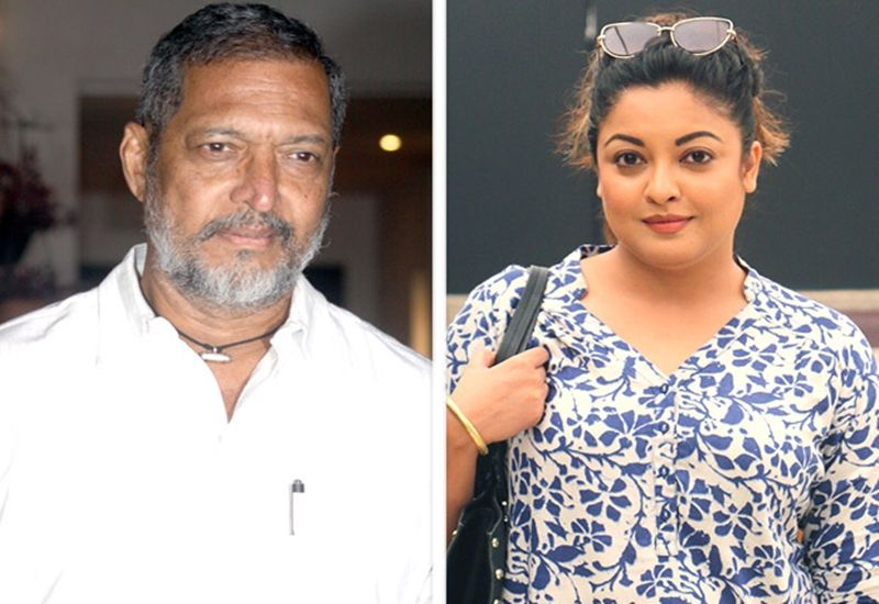 Nana Patekar Saturday denied he misbehaved with actor Tanushree Dutta