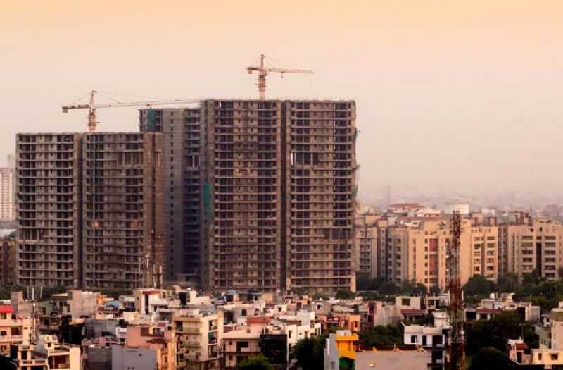 17 lakh housing units capable of accommodating 76 lakh people