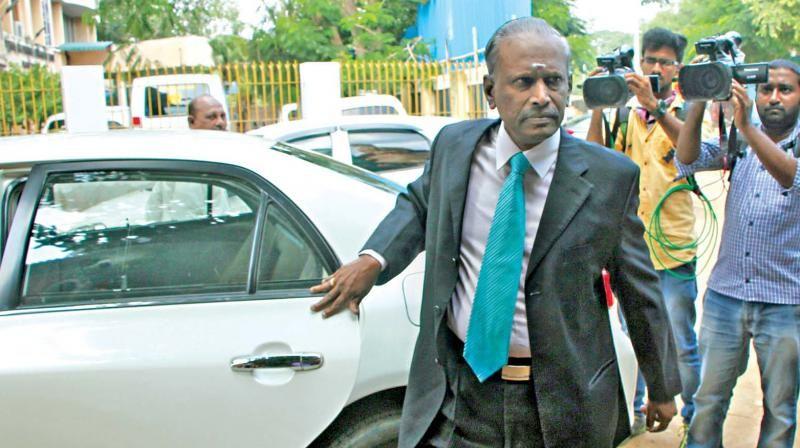 Justice A Arumughaswamy