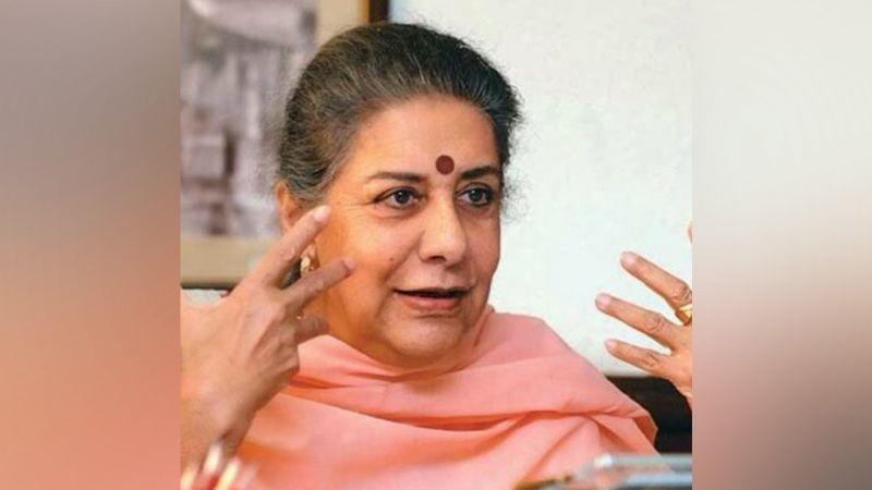 Mrs. Ambika Soni