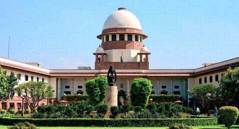 Government approached the Supreme Court against the stay order