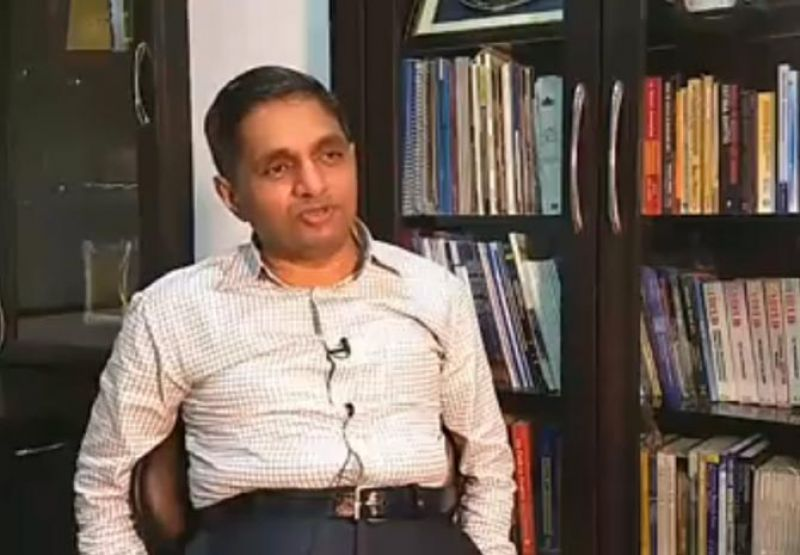 Psychiatrist Dr. Harish Shetty