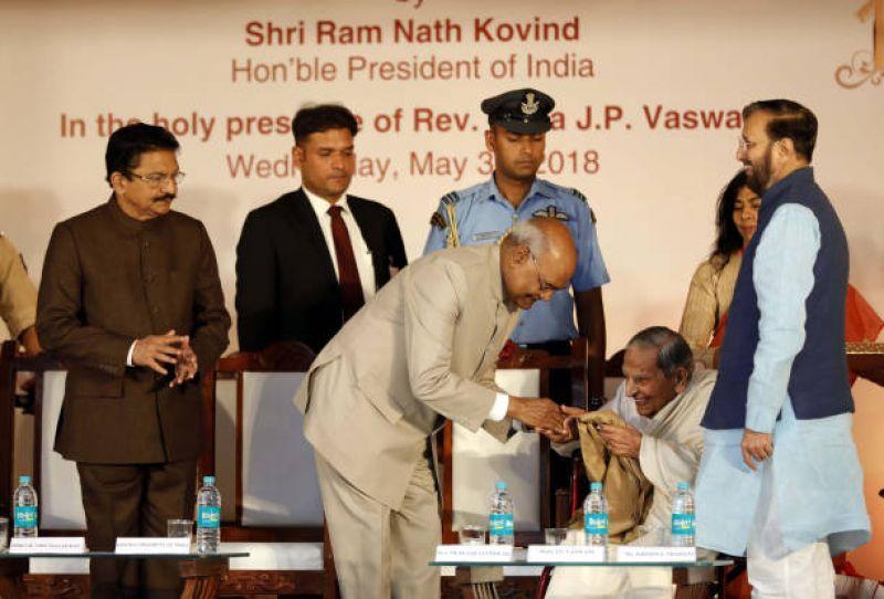 Prez Ram Nath Kovind had visited to inaugurate the Sadhu Vaswani International School