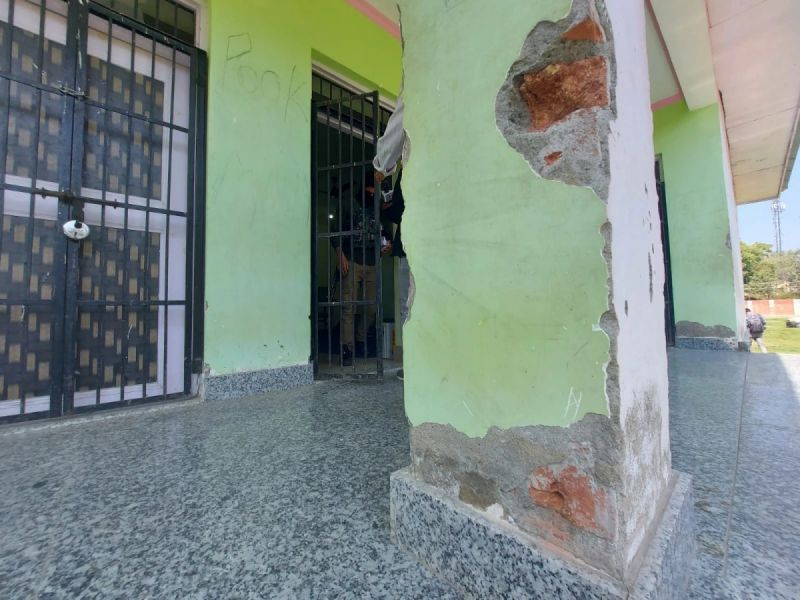 Principal, teacher shot dead inside Srinagar school