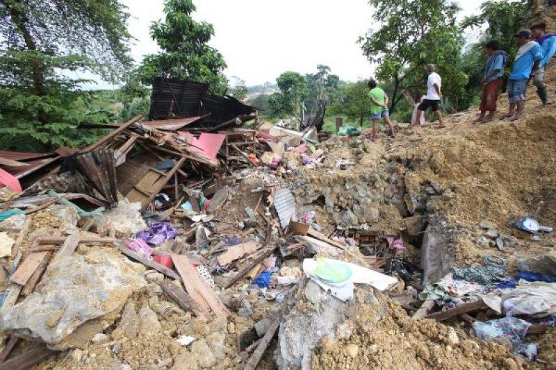 landslides climbs to 126