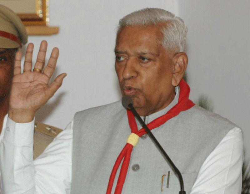 Governor Vajubhai Vala