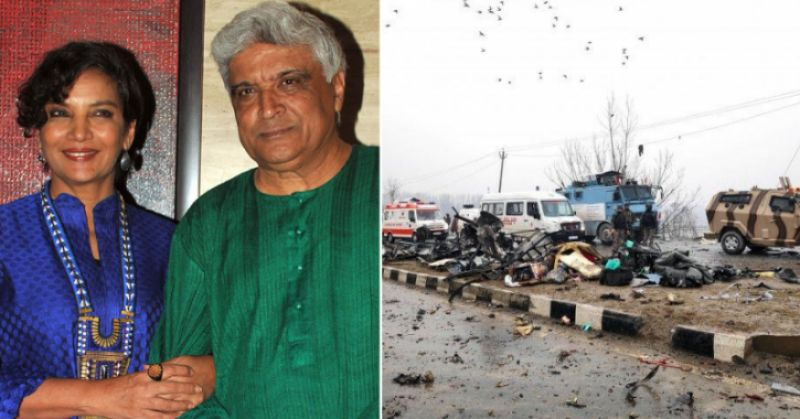 Shabana Azmi, Javed Akhtar cancel Karachi Arts Council