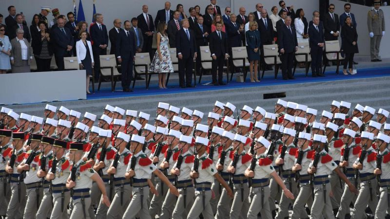 Military parade ordered by Trump postponed