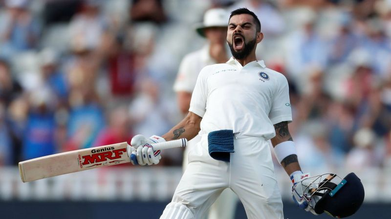 Kohli's ring celebration to Curran's brilliance