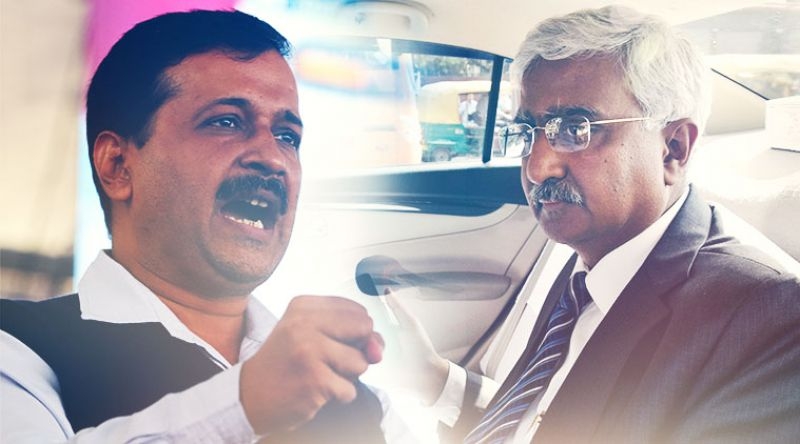 Delhi chief secretary asks department heads to official websites