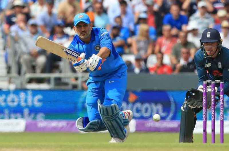 Dhoni declared fit for fifth ODI