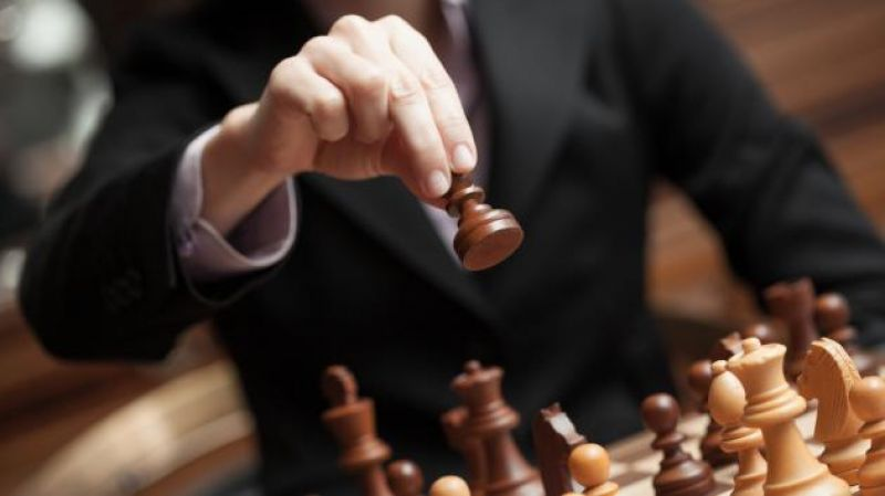 The Spanish chess team is in India to prepare for the 43rd Chess Olympiad