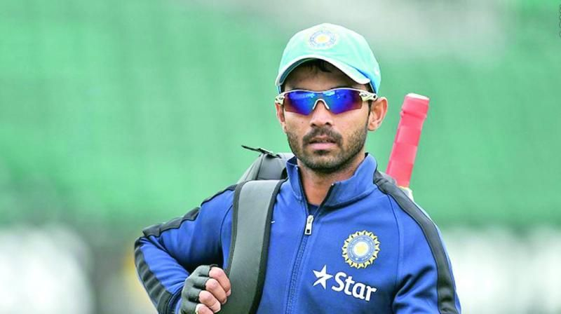 India skipper Ajinkya Rahane won the toss and elected to bat