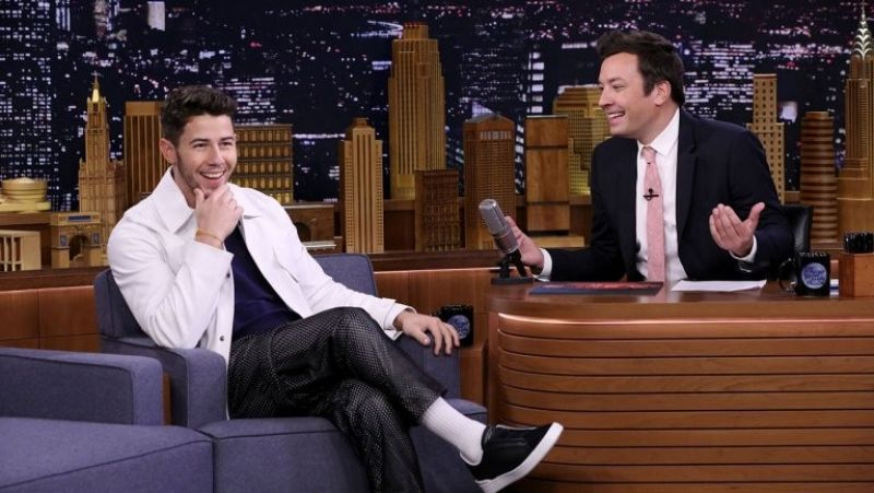 Nick Jonas has opened up about his engagement to actor Priyanka Chopra