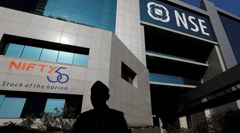 NSE index Nifty too hit a new high of 11,751.20
