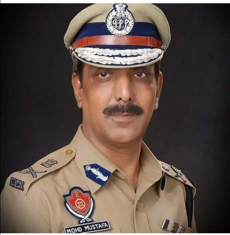 IPS Mohammad Mustafa
