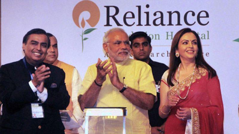Govt in Ambani's pocket: Kejriwal