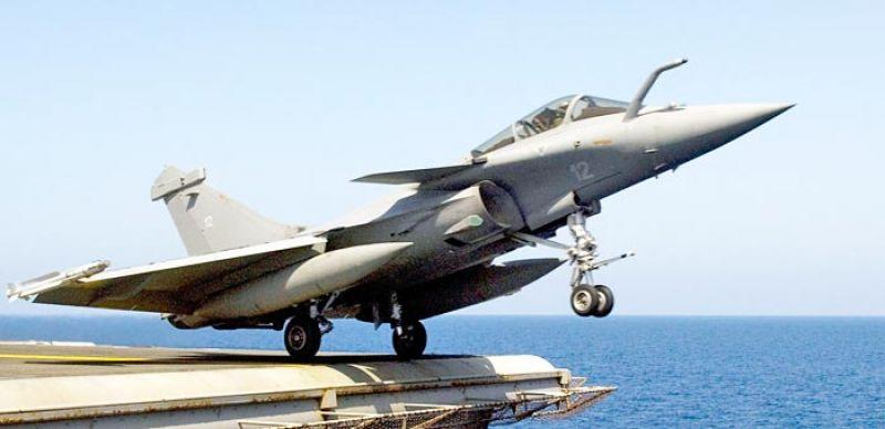 Rafale fighter jet issue