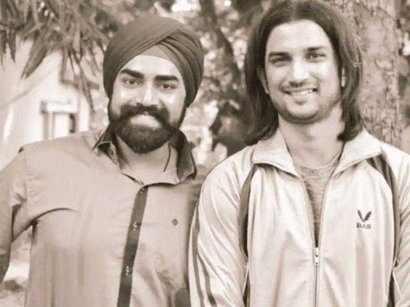 Sandeep and Sushant