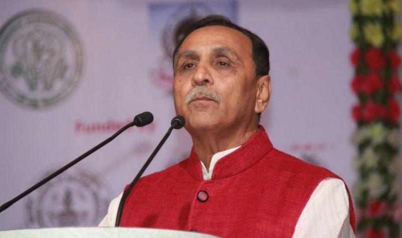 Chief Minister Vijay Rupani