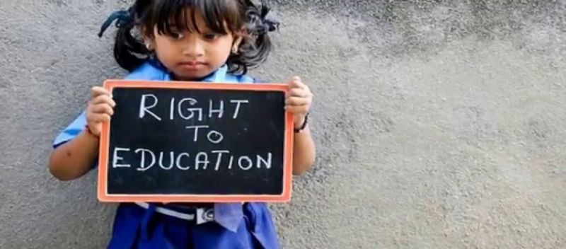 Right of Children to Free and Compulsory Education Act-2003