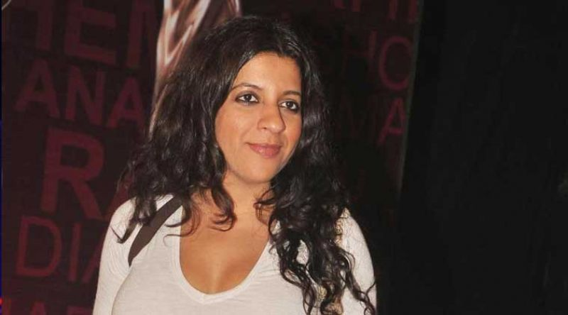 Zoya Akhtar has opened up about her first panic attack
