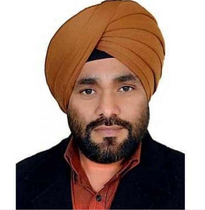 Paramjit Singh Kainth, president of the National Scheduled Castes Alliance