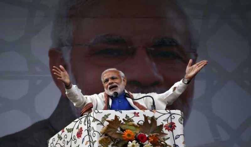 Modi to begin poll campaign in Assam