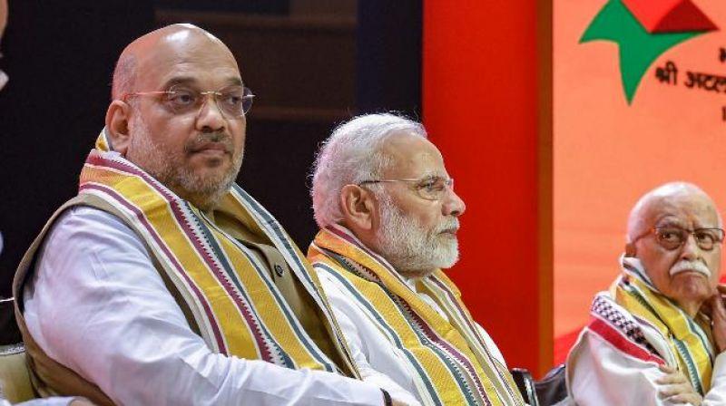 Shah to lead BJP in Lok Sabha polls
