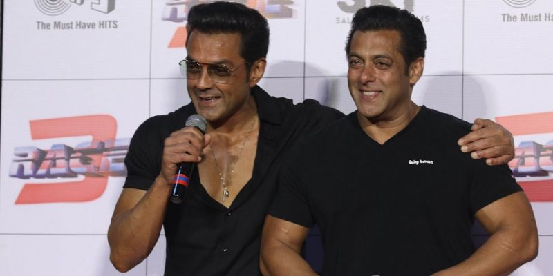 Bobby Deol is happy with the box office performance of his last release Race 3