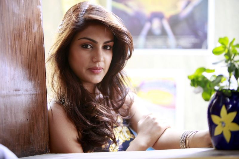 Rhea Chakraborty to walk for Urvashi Joneja