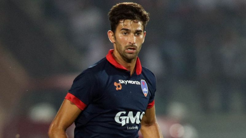 Delhi Dynamos today completed the signing of Spanish midfielder Marcos Tebar