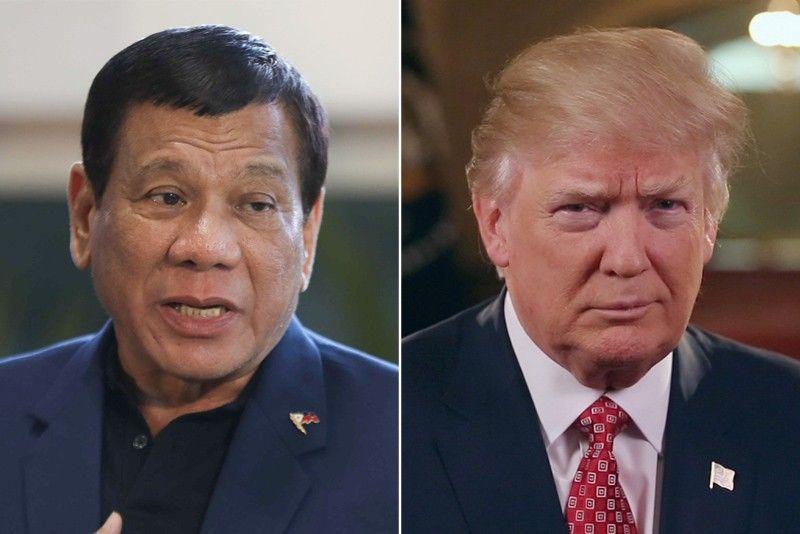 Duterte blames 'friend' Trump for Philippines economic woes