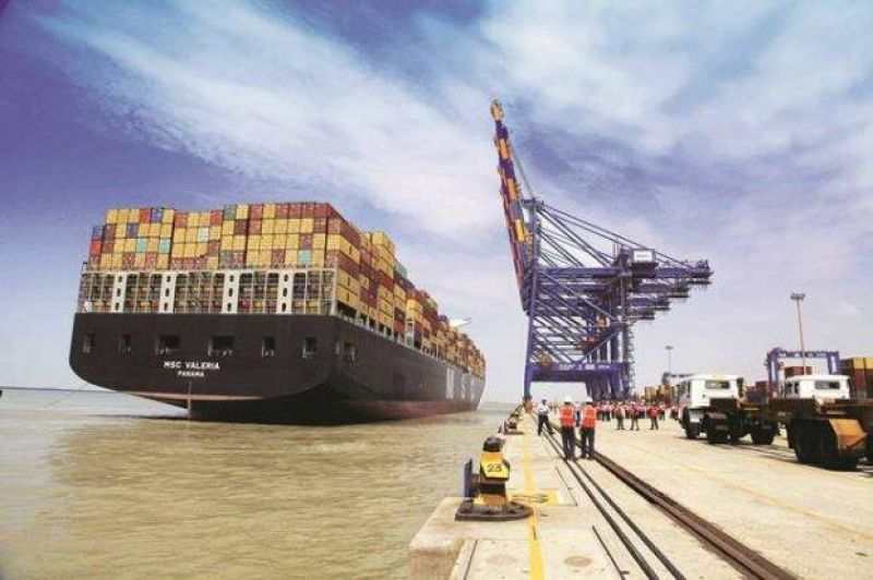 Adani Port, Gujarat