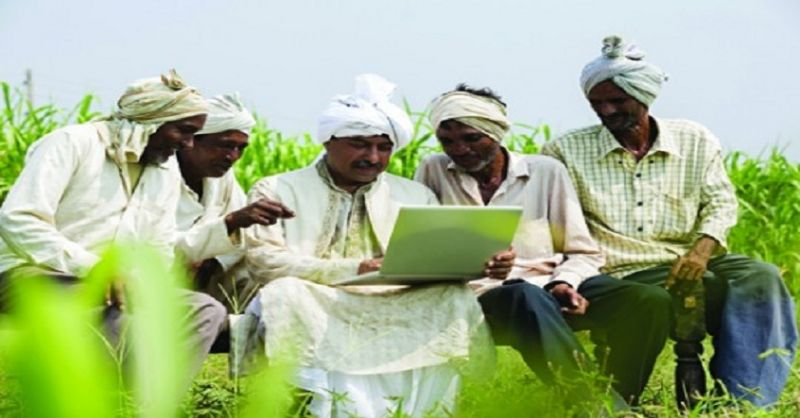 Geo-spatial technology for development of smart villages