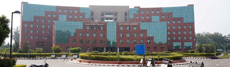 Inder Kumar Gujral Punjab Technical University